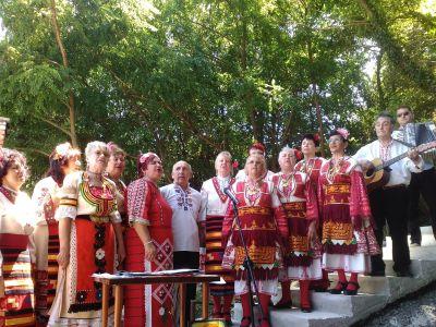 На 17.06.2019г. жители и гости на с. Александрово отбелязоха празника на селото. 7