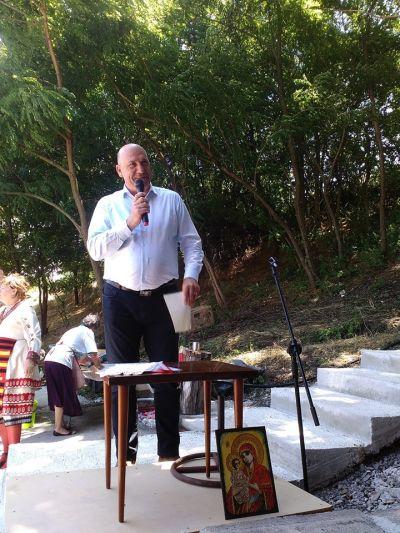 На 17.06.2019г. жители и гости на с. Александрово отбелязоха празника на селото. 8