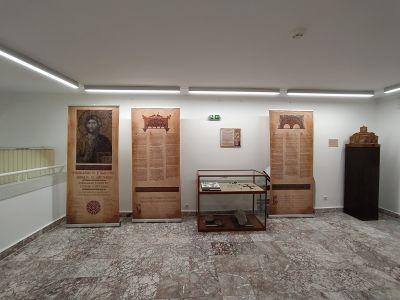 """Откриване на изложба """"Православието в Поморие - минало и настояще"""" 2"""